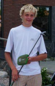 Jussi Heinilä (A-sarjan voittaja)