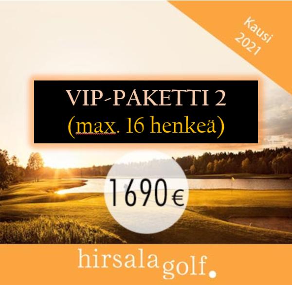 VIP-paketti 2